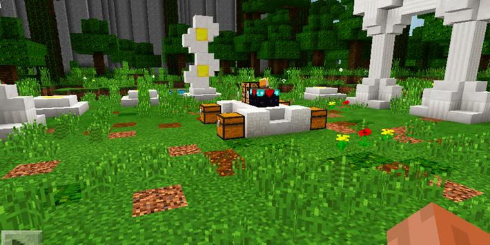 New Hunger Games PvP Game. Map for MCPE for Android - APK Download
