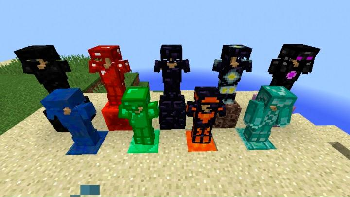 Armor addon for minecraft pe for Android APK Download