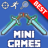 Mini-games Central Map for Minecraft icon