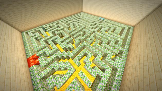 Mini-games Central Map for Minecraft screenshot 20