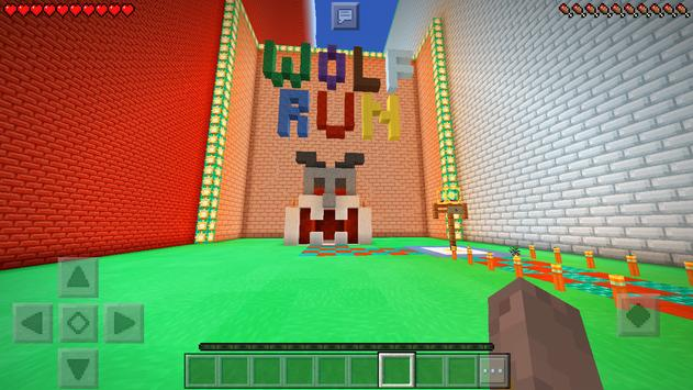 Mini-games Central Map for Minecraft screenshot 3