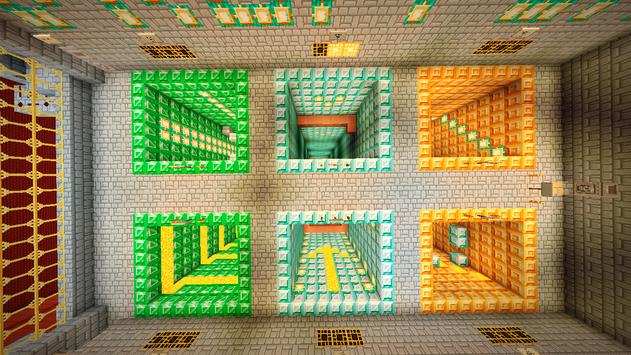 Mini-games Central Map for Minecraft screenshot 6
