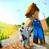 Survival Minecraft Farming Mode - Village Maps icon
