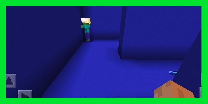 New Pacman Mini-game. Map for MCPE poster