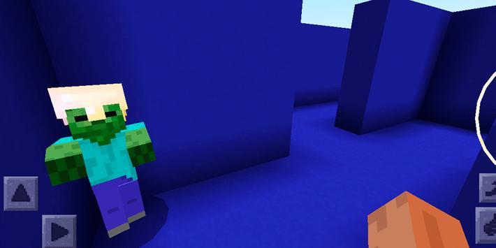 New Pacman Mini-game. Map for MCPE screenshot 15