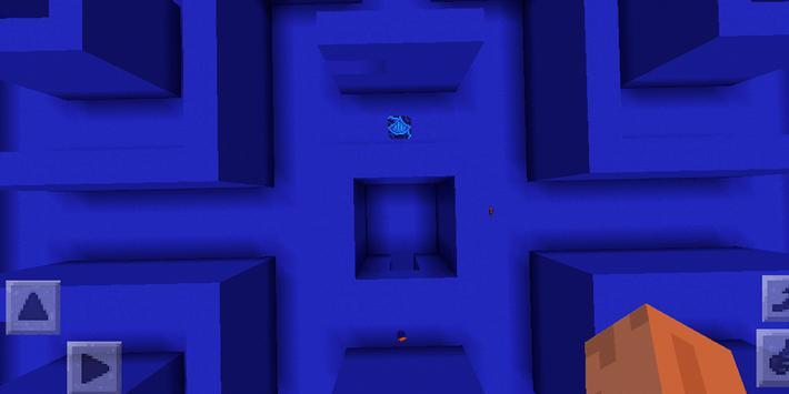 New Pacman Mini-game. Map for MCPE screenshot 5