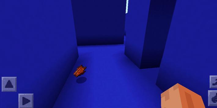 New Pacman Mini-game. Map for MCPE screenshot 6
