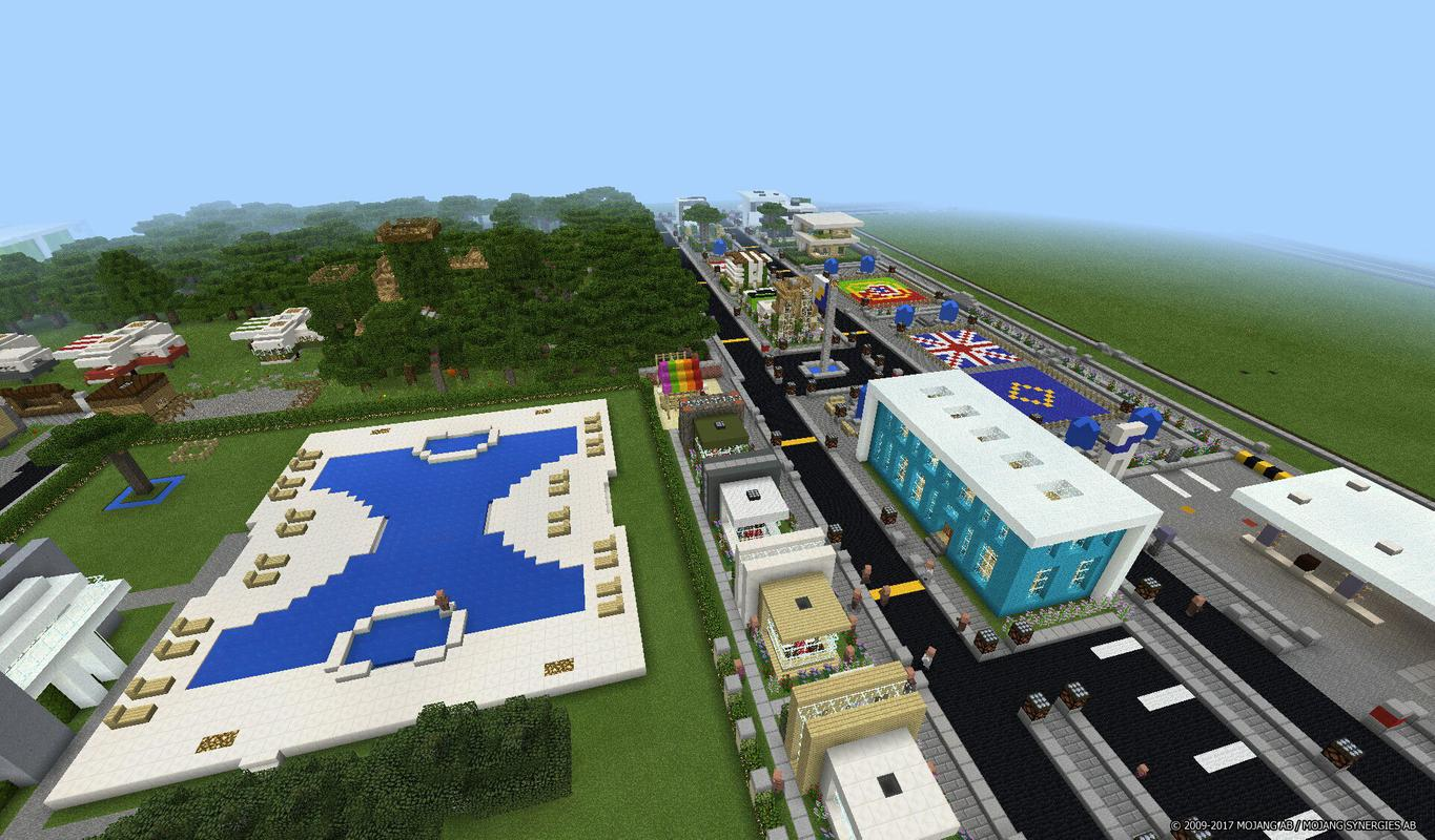how to make big minecraft map