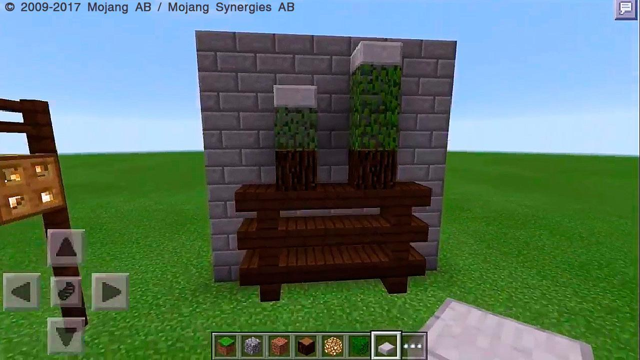 Smart Furniture Ideas Mcpe Map For Android Apk
