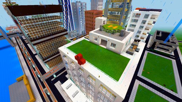 Mega City Map For Minecraft PE APKDownload Kostenlos Unterhaltung - Kostenlose maps fur minecraft pe