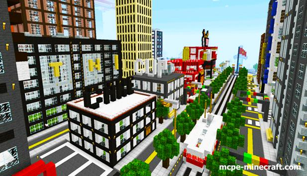 City Maps For Minecraft APK Download