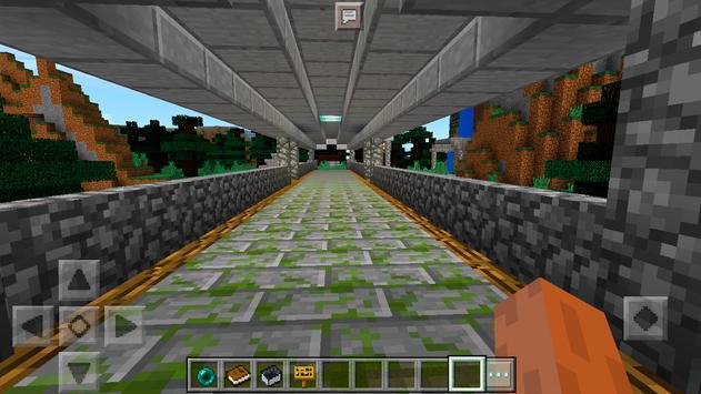 Map horror Dark Legends MCPE apk screenshot