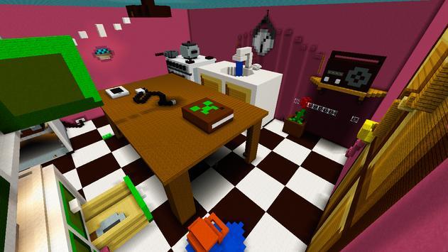 Hide and seek MCPE maps screenshot 2