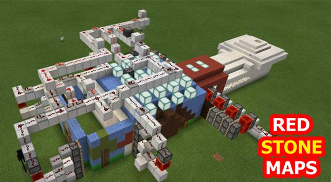 Redstone maps for minecraft PE screenshot 8