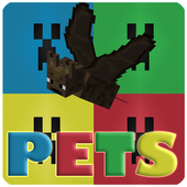 Pet mods for MCPE icon