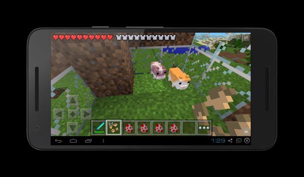 Pet mods for MCPE screenshot 2