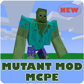 Mutant Mods for MCPE icon