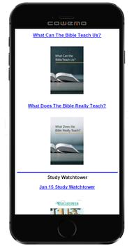 JW Weekly screenshot 3