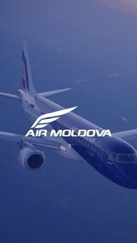 Air Moldova poster