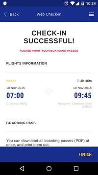 Air Moldova apk screenshot