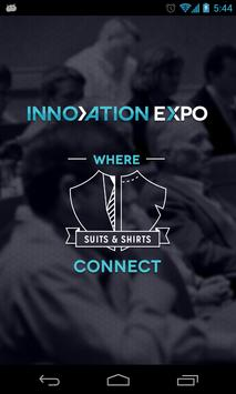 Innovation Expo poster