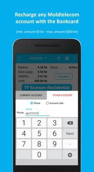 MyMoldtelecom apk screenshot