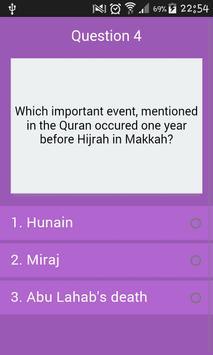 General Culture : Islam Quiz screenshot 1