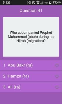 General Culture : Islam Quiz screenshot 4