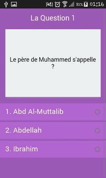 Culture Générale : Islam Quiz screenshot 1