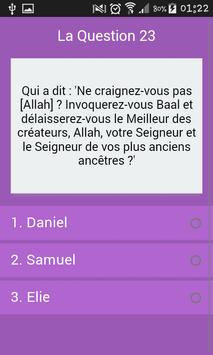 Culture Générale : Islam Quiz screenshot 2