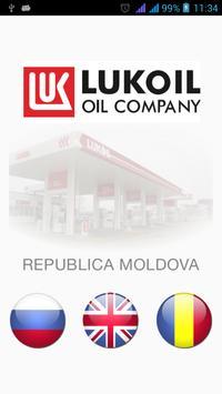 LUKOIL Moldova poster