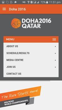 Doha 2016 Qatar poster