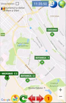 GPS & Alarms Monitoring apk screenshot