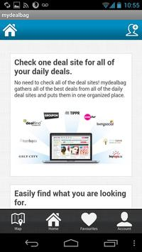Mydealbag Deals & Coupons apk screenshot