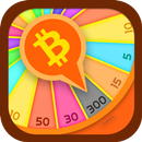Free Bitcoin Spinner icon