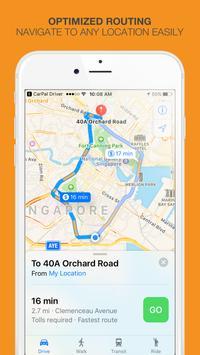 CarPal Driver apk screenshot