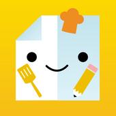 Chefnote Recipe & Grocery List icon