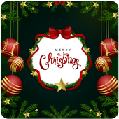 Christmas Ball Stickers icon