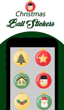 Christmas Ball Stickers screenshot 1