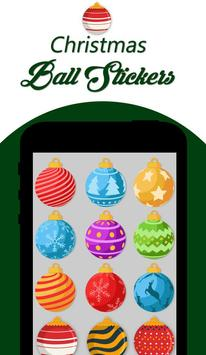 Christmas Ball Stickers screenshot 7