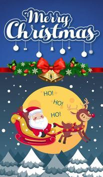 Merry Christmas GIF poster