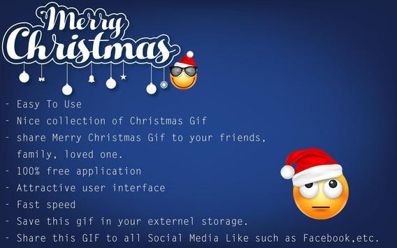 Merry Christmas GIF apk screenshot