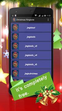 free christmas ringtone apk screenshot - Free Christmas Ringtone