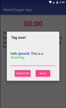 CitizenTagger (Unreleased) apk screenshot