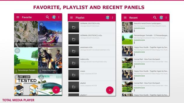 Total Media Player Pro screenshot 5