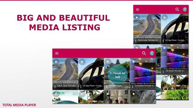 Total Media Player Pro screenshot 6