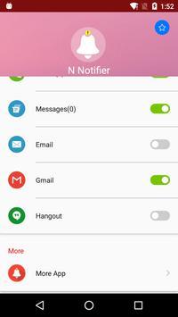 N Notifier apk screenshot