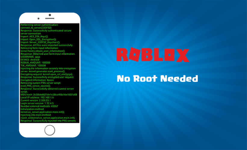 Hack For Roblox Unlimited Robux And Tix Prank Apk 1 0 Download