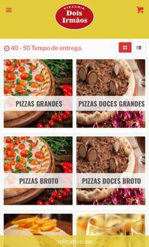 Pizzaria Dois Irmãos poster