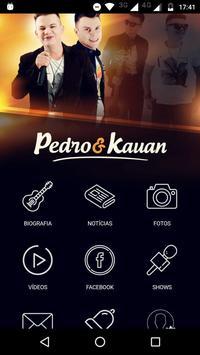 Pedro e Kauan poster